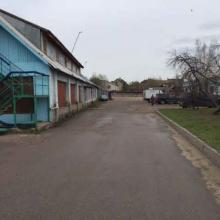 Складское помещение общей площадью 197,62 кв.м.