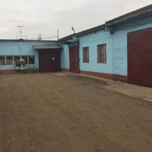 Отапливаемое складское помещение 300кв.м